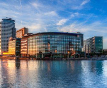 Manchester - media city